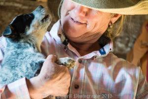 Elin Ganschow Sangres Best Grass Fed Beef - Westcliffe, Colorado